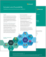 Thumbnail of the Whitepaper Enabling transformation with strategic planning open booklet showing the inside and front cover. Click to download this PDF file.