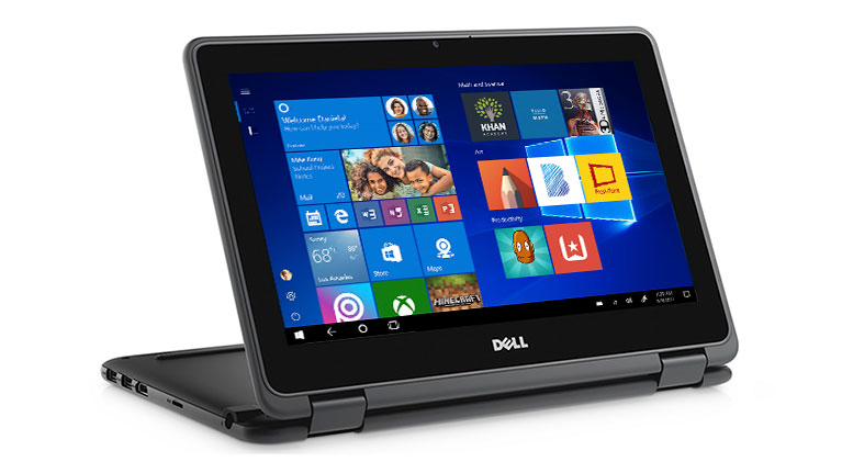 how to turn off touch screen mode dell windows 10