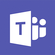 Image of the Microsoft Teams logo