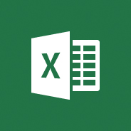 Image of the Excel logo