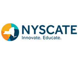 NYSCATE logo.