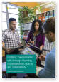 Thumbnail of the Enabling transformation front cover showing three people standing in a library. Click to download this PDF file.