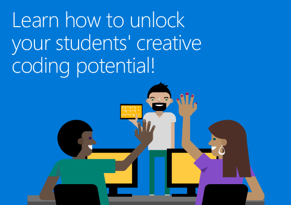 Teach creative coding in your classroom image